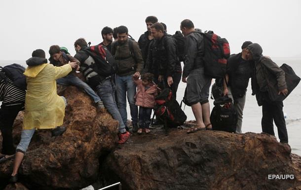 В Греции лодка с мигрантами затонула, столкнувшись с патрулем