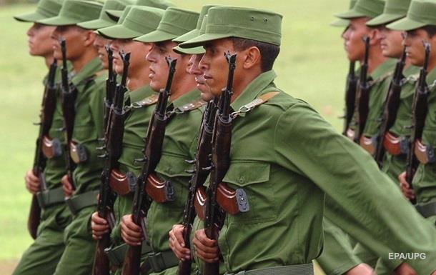 В Сирию прибыли кубинские военные – Fox News