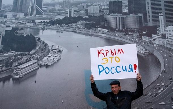 Где в мире называли Крым российским