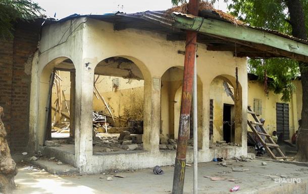 В Нигерии прогремел взрыв в мечети: десятки погибших