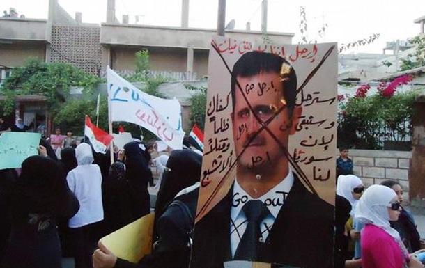 Саммит ЕС: С Асадом невозможен прочный мир в Сирии
