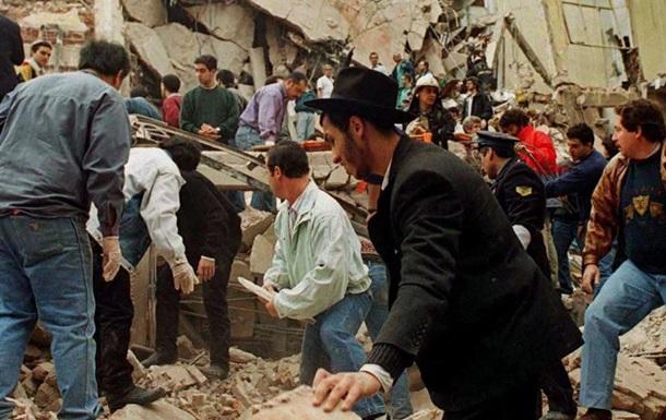 В Аргентине выдан ордер на арест подозреваемого в теракте 1992 года