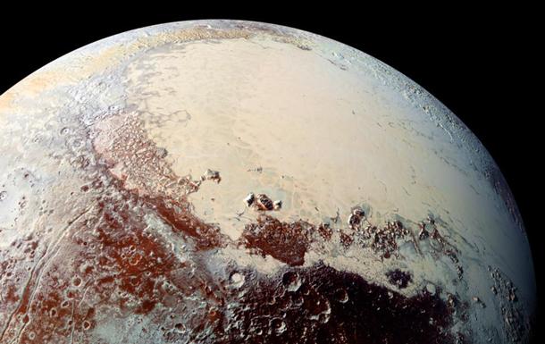 Ученые разгадали секрет ледяного  сердца  Плутона