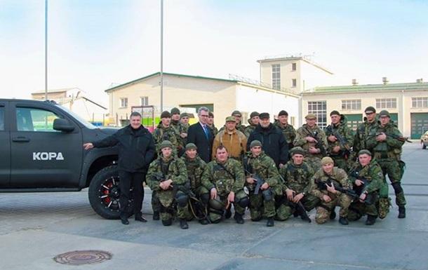 Аваков объявил конкурсный набор в новый спецназ