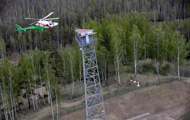 Латвия на границе с Россией построит 90 км забора