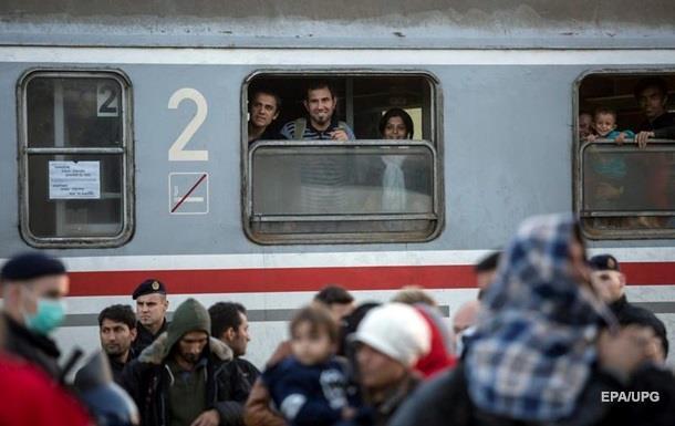 В Словению за один день прибыли 3 тысячи мигрантов