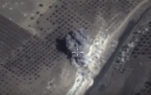 Россия заявила об уничтожении подземного бункера ИГ
