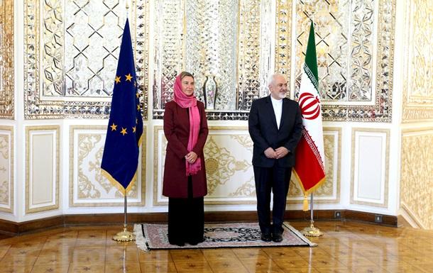ЕС принял меры по снятию санкций с Ирана