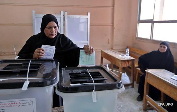 В Египте завершился первый день выборов в парламент