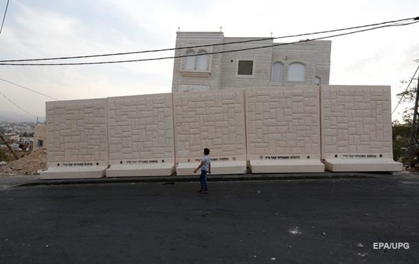В Иерусалиме новая стена отгородит еврейский квартал от арабского