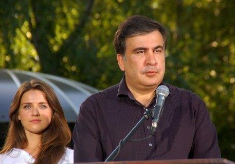 Таможенный союз: Сааакашвили и Марушевская