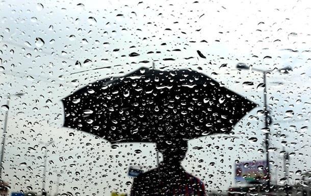 В ближайшие дни Украину зальют дожди