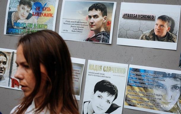 Задержанную сестру Савченко пустили в Россию