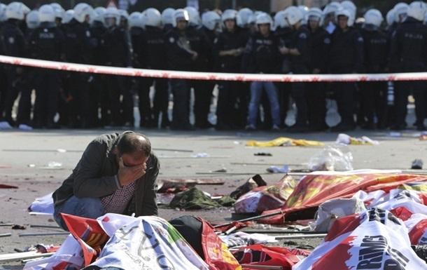 Установлена личность одного из смертников в Анкаре