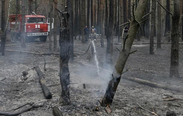 Воздушная тревога. Чем опасны пожары под Киевом