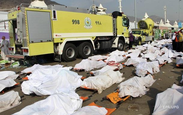 Давка в Мекке: число погибших превысило две тысячи – АР