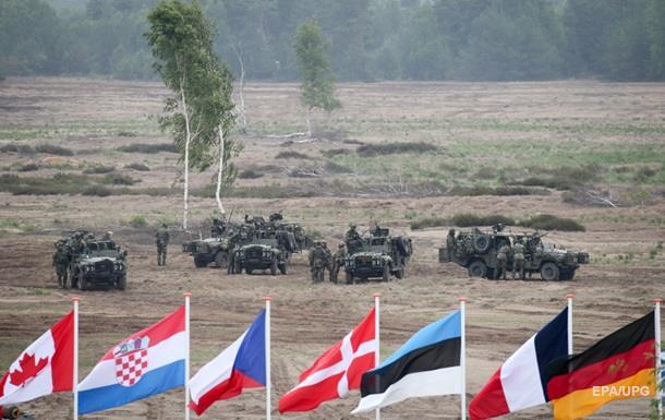 В Европе начались крупнейшие за 10 лет учения НАТО