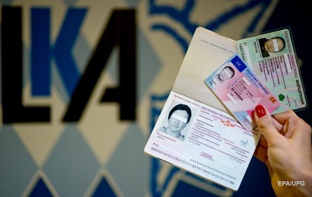 Немцы нелегально получали водительские права в Чехии
