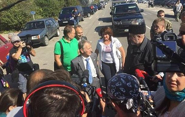 Украинская осада Крыма: итоги первого месяца
