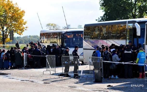 Словения усилит охрану границы армией из-за наплыва мигрантов