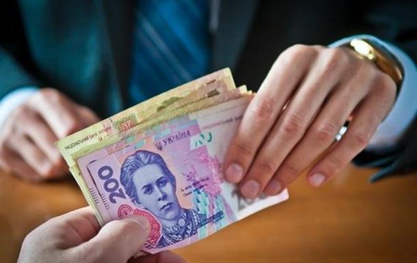 Серые зарплаты от Порошенко
