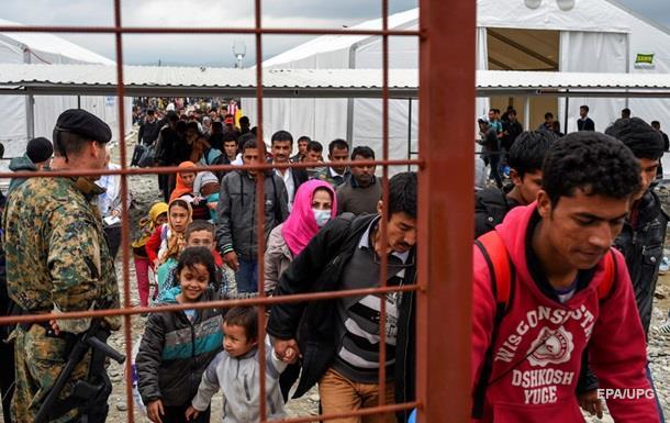 Полиция Словении винит Загреб в скоплении беженцев