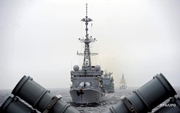 Россия угрожает НАТО в Средиземном море - FT