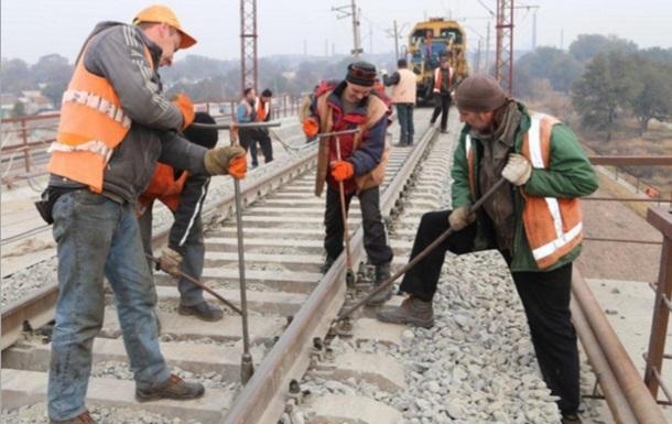 В Мариуполе восстановлен ключевой железнодорожный мост