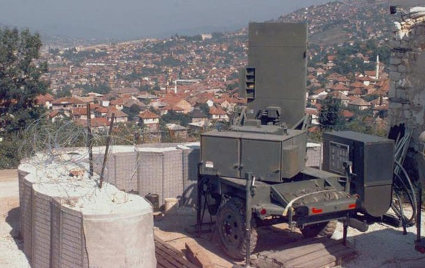 Украина получит военые радары от США в ноябре