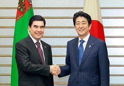 Туркмения и Япония: прочные отношения, большие перспективы