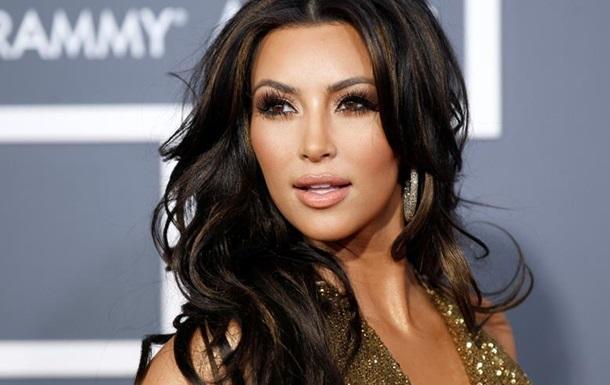 Ким Кардашьян празднует 35-летие