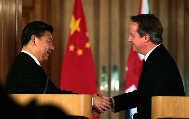 Китай пообещал вложить $9 млрд в британскую АЭС