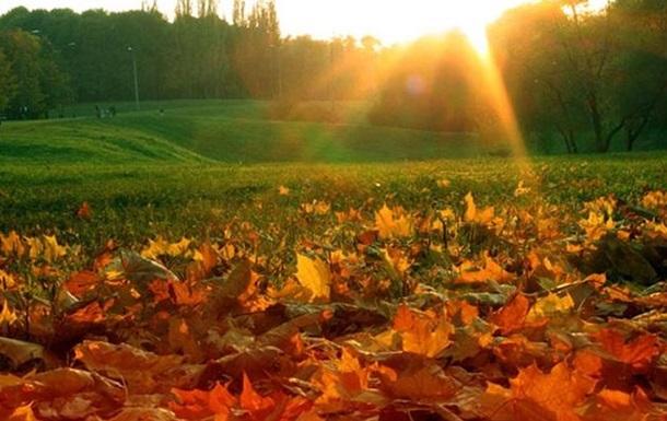 Сентябрьская жара в Киеве побила 18 рекордов