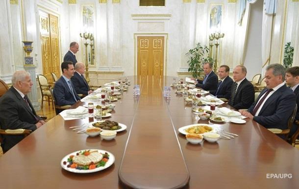 Итоги 21 октября: Иск Украины против РФ, переговоры Путина и Асада