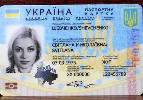 Оруэлловская Украина