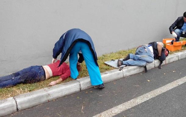 Жуткое ДТП возле Борисполя: погибла молодая девушка