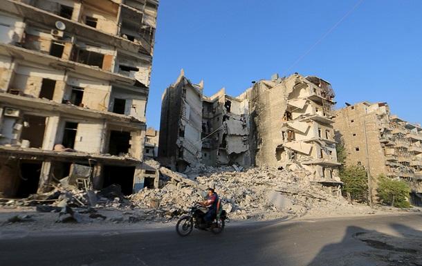 Алеппо: жизнь в эпицентре сирийского конфликта