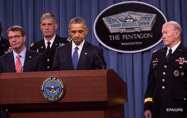 Вето на оборонный бюджет США не связано с поддержкой Украины