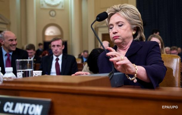 Клинтон 11 часов отвечала на вопросы о нападении на консульство в Ливии