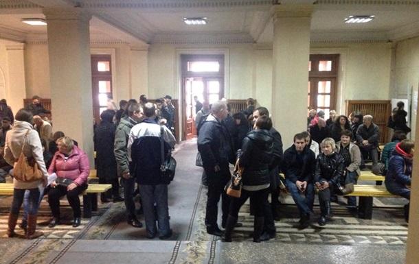 В мэрии Запорожья произошла драка с участием членов избиркомов – СМИ