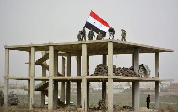 Асад наступает. В Сирии сообщили об уничтожении 300 боевиков
