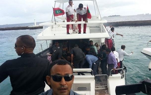 Задержан подозреваемый в покушении на президента Мальдив