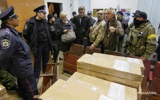 Оппозиционный блок : в Мариуполе саботируют работу ТИК