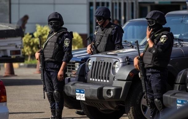 При теракте в Египте погибли трое полицейских