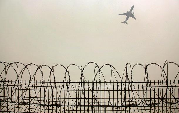 Прекращение авиасообщения между Украиной и Россией вступило в силу