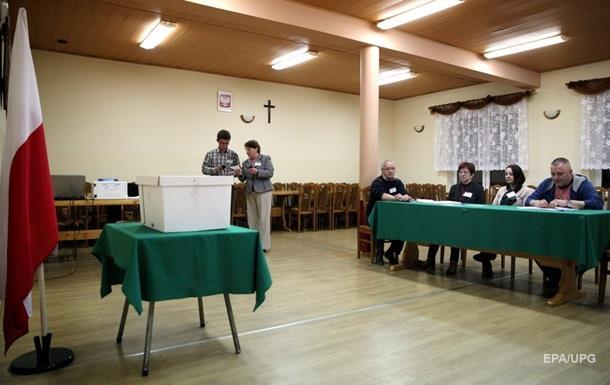 В Польше проходят парламентские выборы
