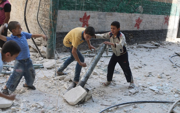 HRW заподозрила Россию в военных преступлениях в Сирии