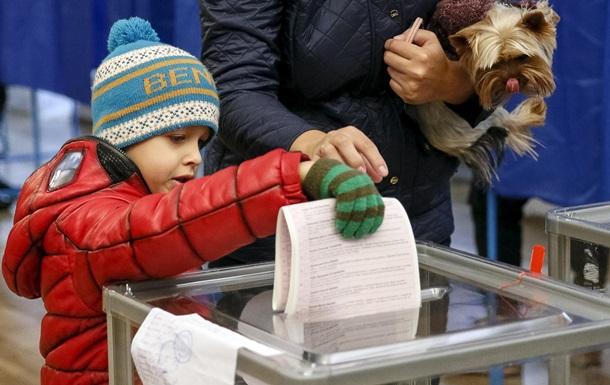 Местные выборы в Украине: результаты экзит-поллов