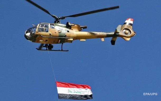 Армия Ирака отчиталась об авиаударах по ИГИЛ