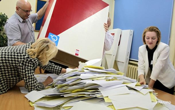 УПольщі напарламентських виборах перемагає опозиція— екзит-пол